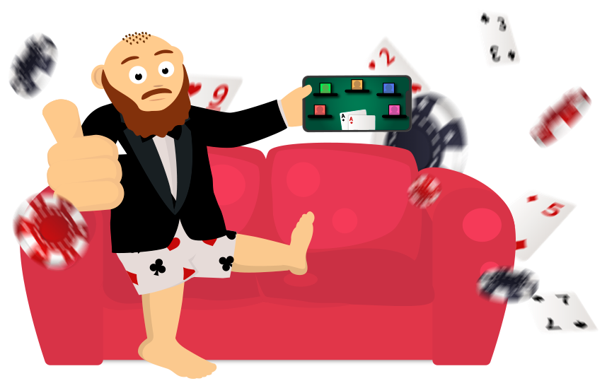 online poker casinobernie