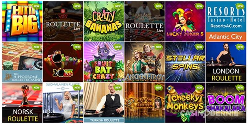 Bobs casino Erfahrungsbericht