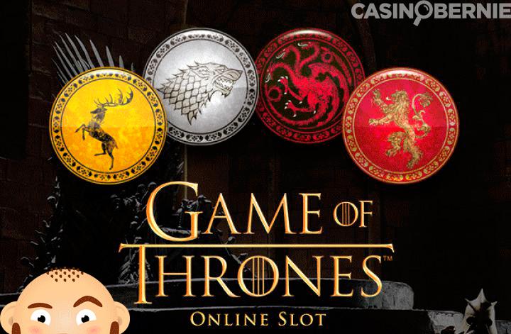 Game of Thrones spielautomaten - Casinobernie