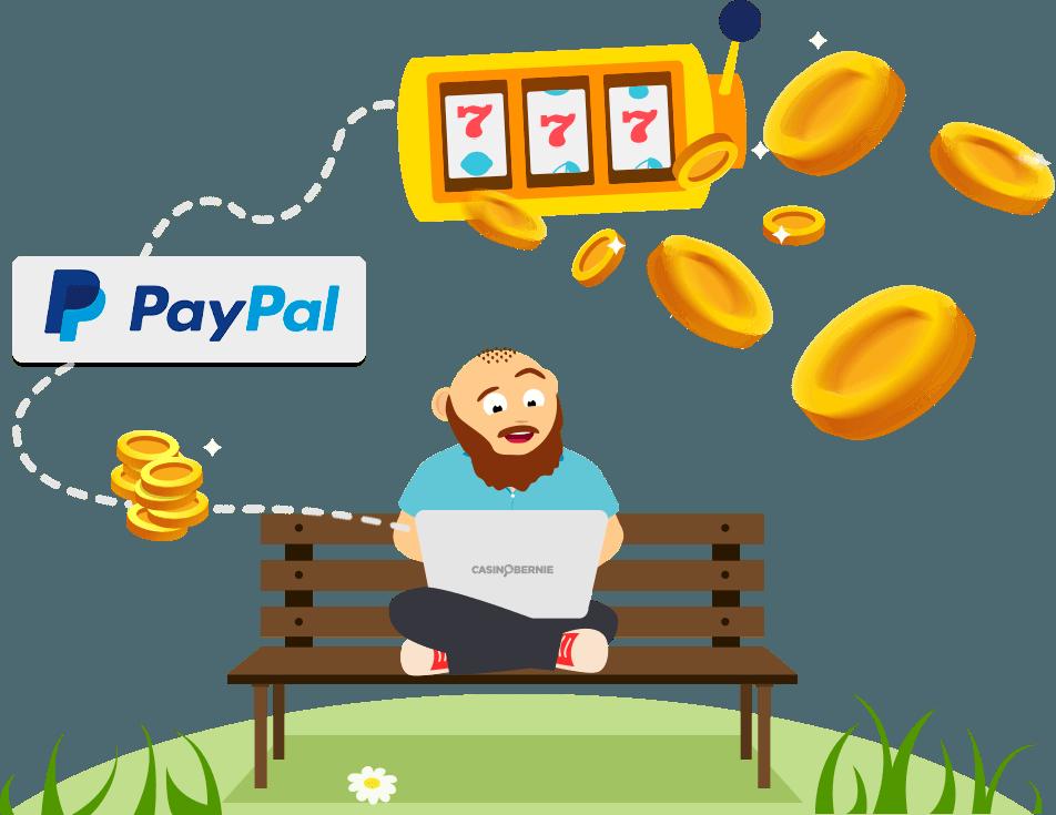 Paypal casinos Casino bernie