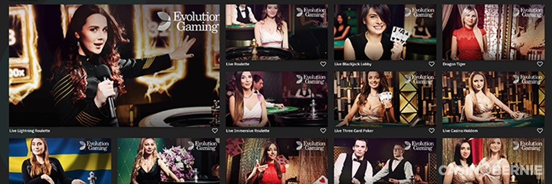 Fastbet Casino recension - Casinobernie