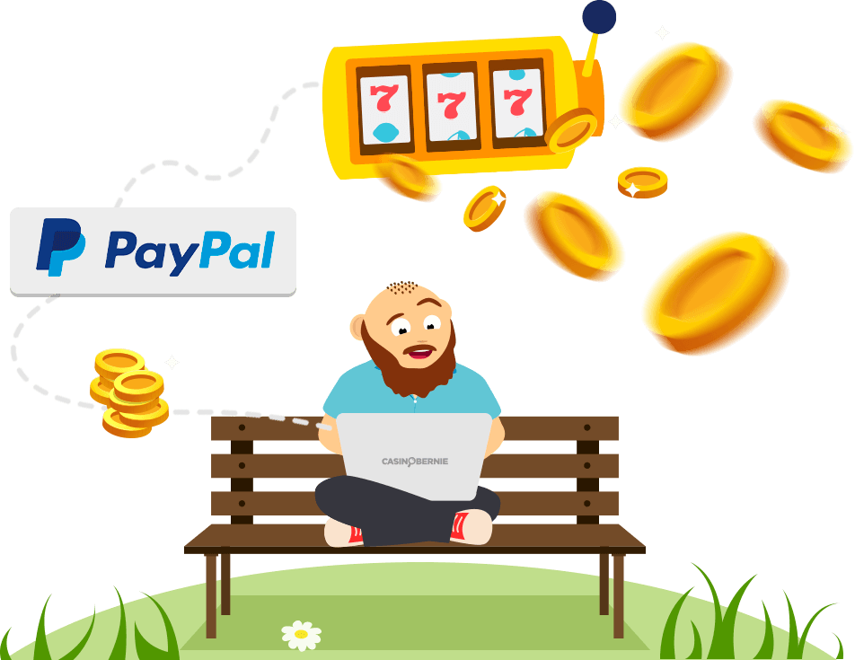 paypal payment casinobernie
